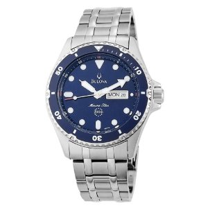 Bulova Men's 98C62 Marine Star Watch